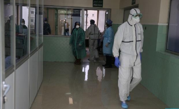 240 soignants en première ligne pour lutter contre la pandémie à Témara