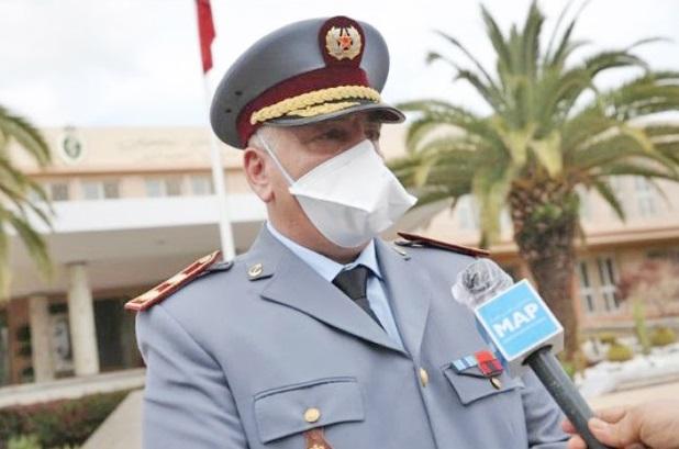 L'hôpital militaire de Meknès sur le pied de guerre contre le Covid-19