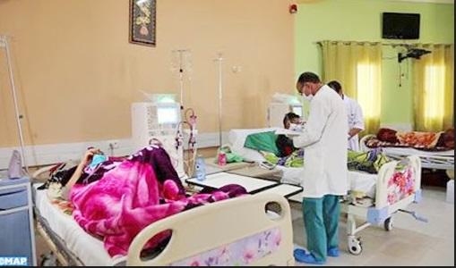 Le Centre régional d'hémodialyse de Dakhla adhère à la lutte contre le coronavirus