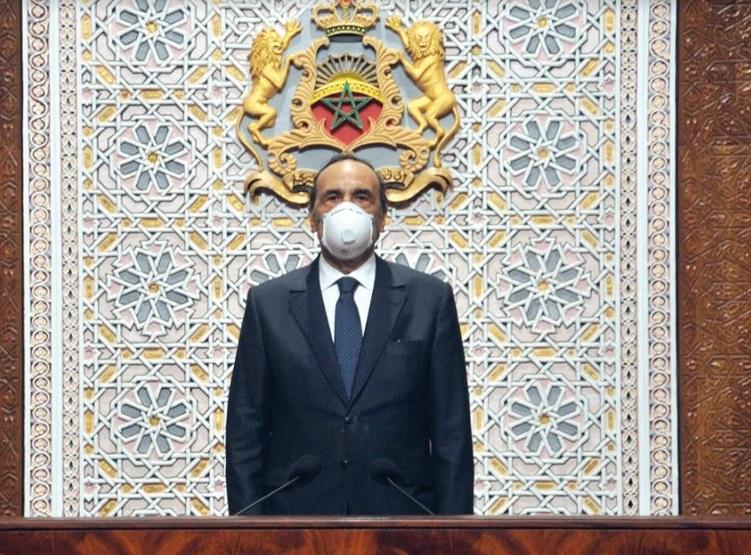 Habib El Malki se réunit avec les présidents des commissions permanentes et des groupes et groupement parlementaires à la Chambre des représentants
