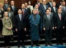 Afghanistan : 16 milliards de dollars de promesses d'aide et des divergences