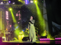 Fares Karam envoûte le public de Jawhara: Latefa Raâfat illumine le ciel jdidi