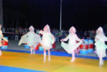 Agadir: Spectacle de danse du groupe russe Estrea