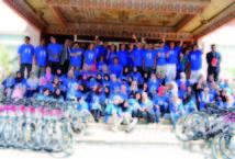 Tiznit Un nouveau projet pour les lauréates d'«Un vélo pour elle»