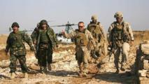 Contre-attaque des alliés: Opérations conjointes des forces afghanes et de l'OTAN