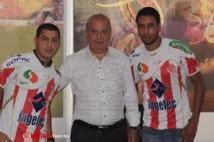 Dani au Club Africain : Gharib et Lamnasfi rejoignent le WAC