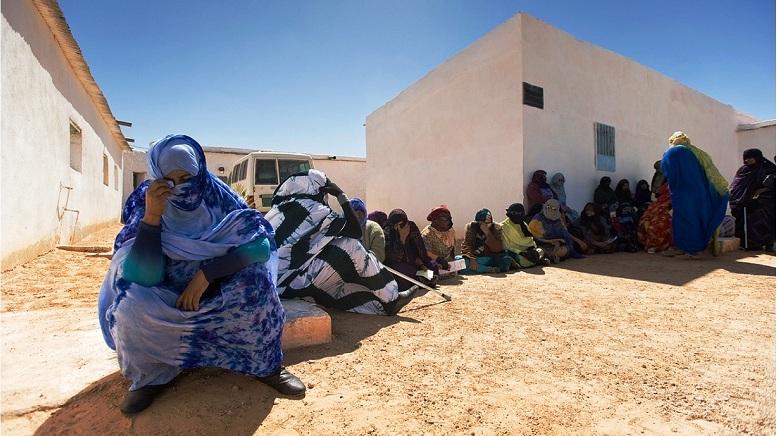 Les séquestrés des camps de Tindouf livrés au Covid-19