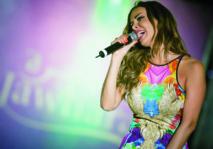La star libanaise Rola Saad à Libé: «L'espoir et l'amour motivent les gens et les poussent à aller de l'avant»
