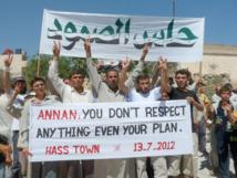 Violences en Syrie: L'opposition veut une résolution contraignante de l'ONU