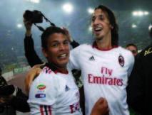 Ibrahimovic et Silva au Paris SG