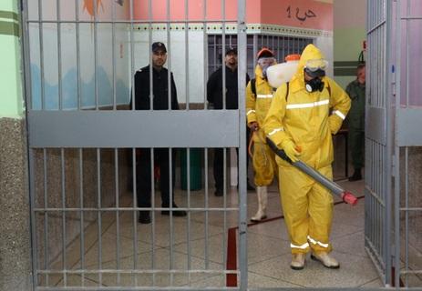 Le coronavirus entre en prison de Ksar El Kébir