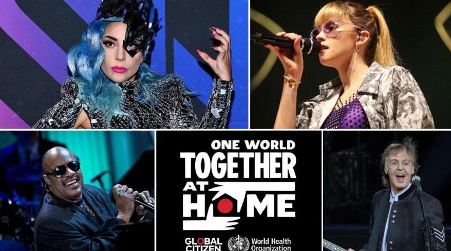 "Le concert virtuel ""One World: Together at Home"" lève 200 millions de dollars"