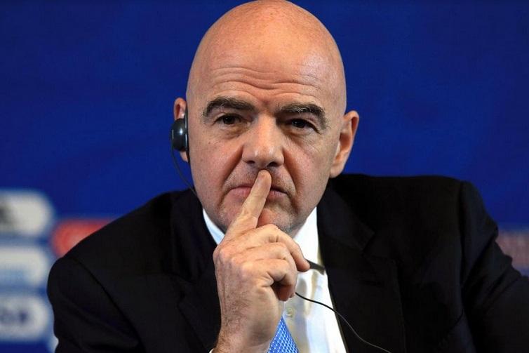 Un procureur suisse chargé de la Fifa présent à une réunion secrète avec Infantino