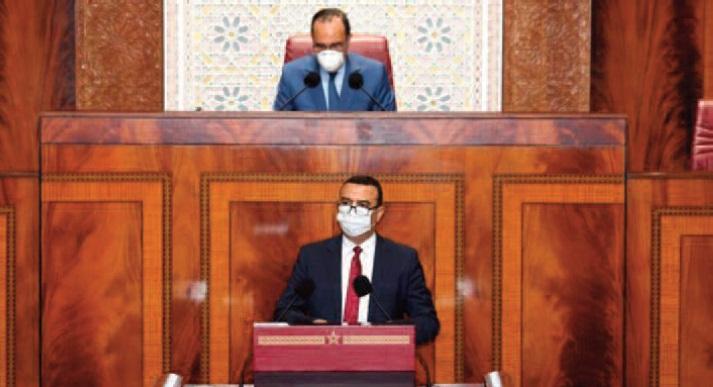 La Chambre des représentants adopte le projet de loi édictant des mesures exceptionnelles en faveur des employeurs et de leurs salariés