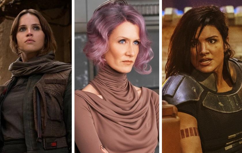 """Une série """"Star Wars"""" centrée sur les femmes en préparation"""