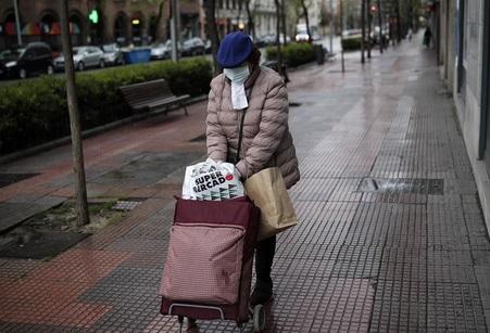 Le plus bas bilan de décès en Espagne