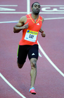 Meeting d'athlétisme de Cristal palace: Tyson Gay assure