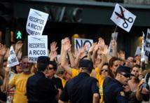 Crise en Espagne: La colère monte dans le pays étranglé par la rigueur