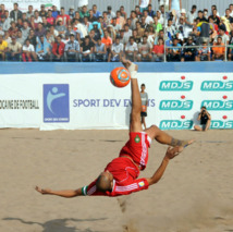 Tournoi international de Beach soccer d'El Jadida: Consécration hélvétique
