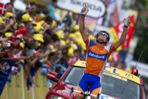 Tour de France : Une étape qui compte pour des clous