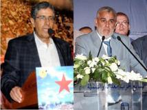L'un s'en va et l'autre reste: El Harrif remplacé à la tête d'Annahj et Benkirane reconduit au PJD