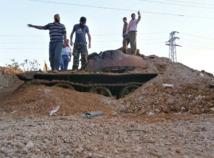 Les combats font rage à Damas: Un tournant dans la révolte contre le pouvoir d'Assad