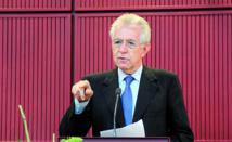 Italie : Monti, de la parole aux actes