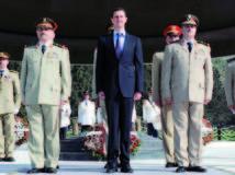 Le régime de Bachar  Al-Assad frappé au sommet