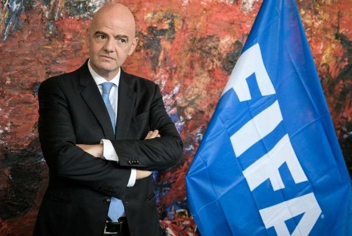 Les relations troubles d'Infantino mettent à mal la justice suisse