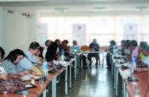 Abdelouahed Radi rencontre les membres des commissions préparatoires
