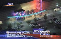 Etats-Unis: 14 morts et 50 blessés dans une fusillade  à Denver