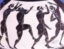 Les jeux olympiques de A à Z: Jeux olympiques antiques