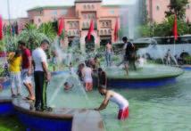 Le mercure est monté à 49,6 °C Marrakech sous une chaleur record