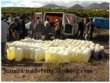 Bab Sebta et les frontières algéro-marocaines minés dès le 1er jour du jeûne : Importantes saisies de drogue et de produits pétroliers