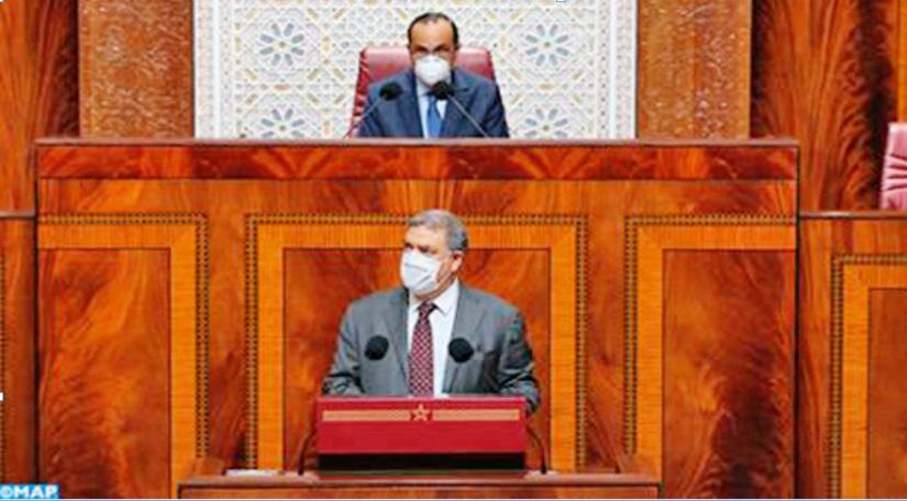La Chambre des représentants adopte le projet de loi sur l'état d'urgence sanitaire