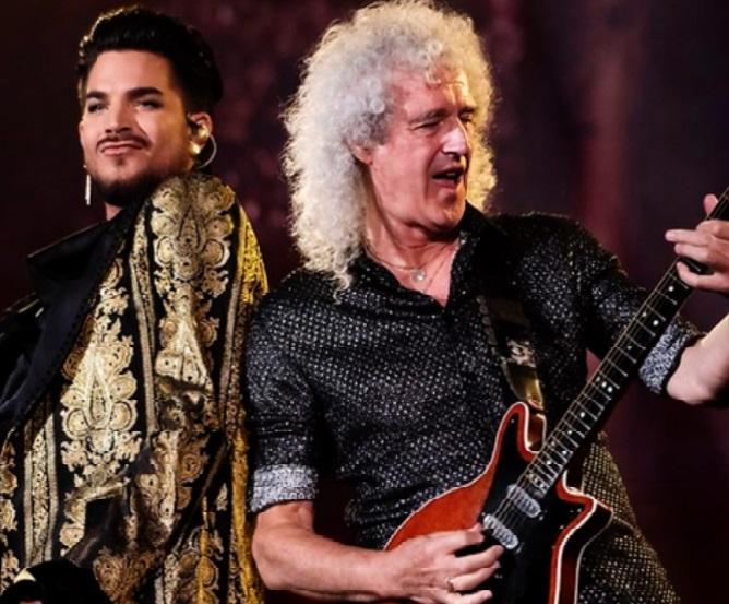 Queen rend hommage aux soignants avec