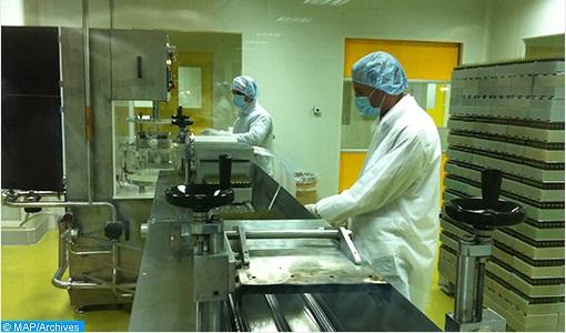 200 unités industrielles contrôlées à Marrakech pour s'assurer de leur respect des normes de sécurité sanitaire