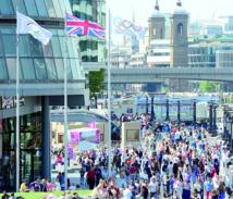L'euphorie gagne le Royaume-Uni à l'approche des Jeux