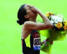 Une bombe à la veille des J.O : Meriem Alaoui Selsouli soupçonnée de dopage