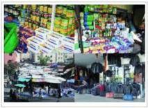Fès  Saisie de marchandises de contrebande