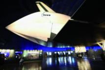 La navette spatiale Enterprise ouverte au public à New York