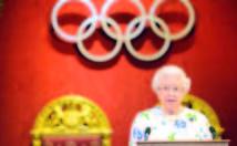Elizabeth II, Cameron et Rogge parachèvent les préparatifs olympiques