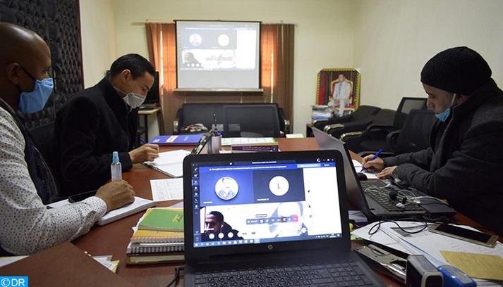 Rencontre à Midelt sur  la gouvernance éducative  en temps de crise