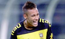 Neymar passe son premier test mondial