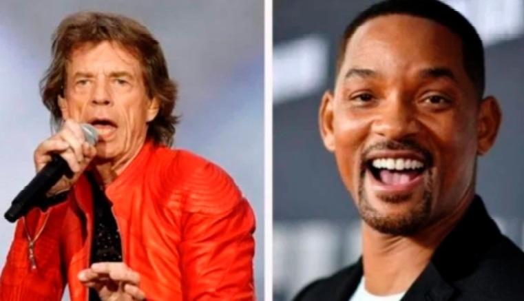 Mick Jagger et Will Smith en concert pour collecter des fonds