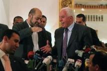 L'Egypte poursuit son rôle de médiateur : Entretiens au Caire pour la  levée du blocus et la réconciliation