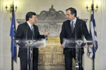Zone Euro: Barroso réclame plus d'efforts du gouvernement grec
