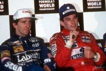 Ayrton Senna, la vie d'une légende: Les années McLaren : la rivalité avec Prost (3)