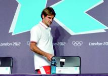 Federer admet que la pression est plus forte aux Jeux