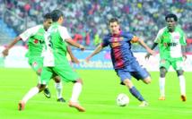 En match amical au Grand stade de Tanger: Barcelone a vu plus grand que ce que le Raja espérait